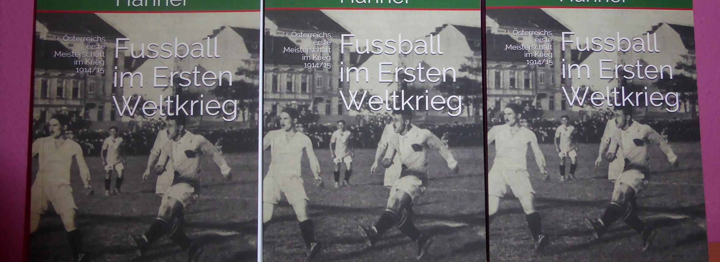 Fussball im Ersten Weltkrieg