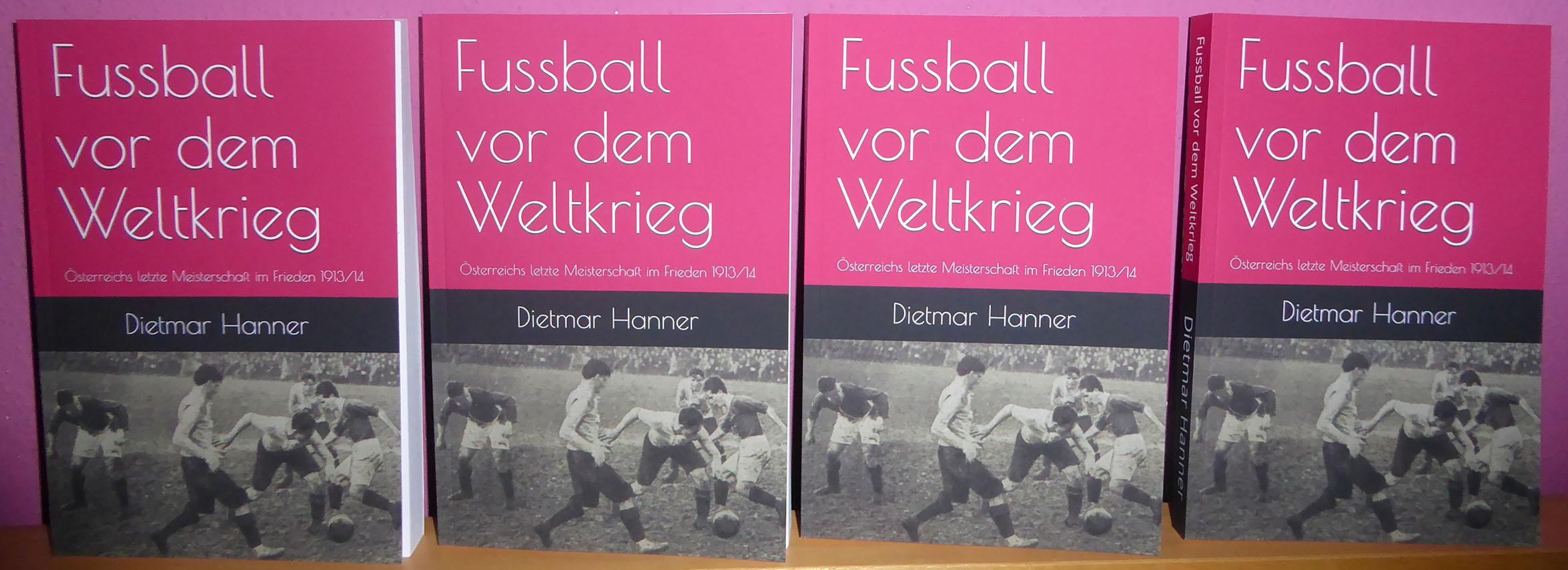 Fussball vor dem Weltkrieg