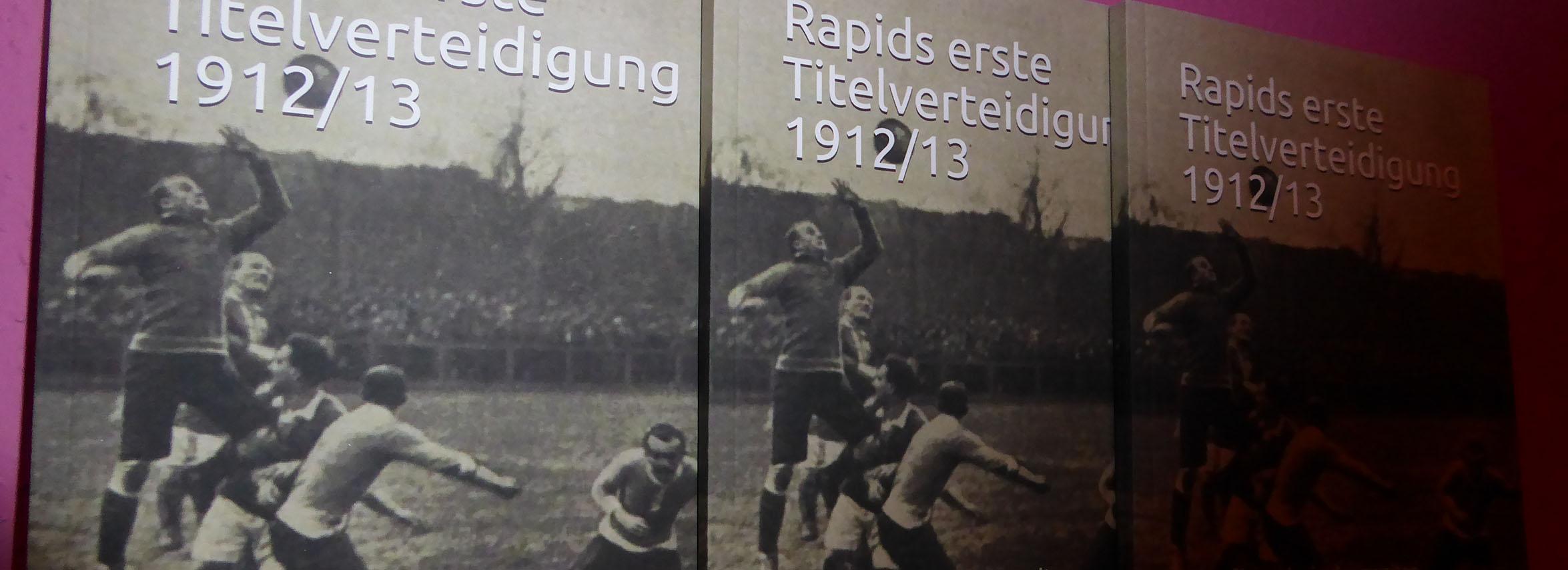 Rapids erste Titelverteidigung